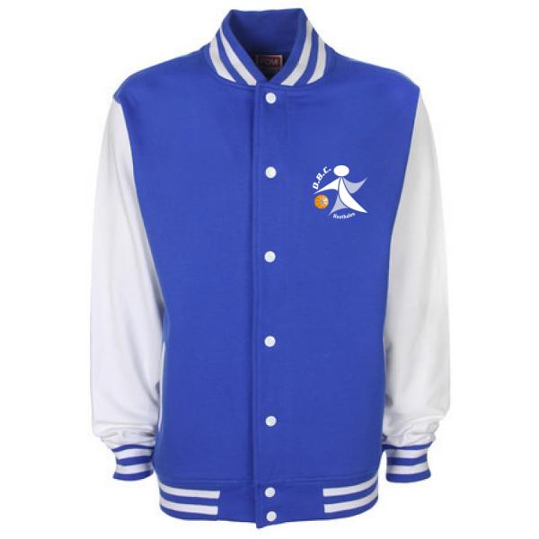 Jacket Blauw